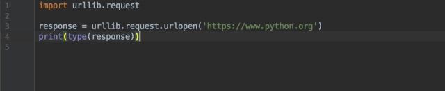 type()响应类型