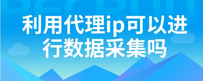 利用代理ip可以进行数据采集吗.png