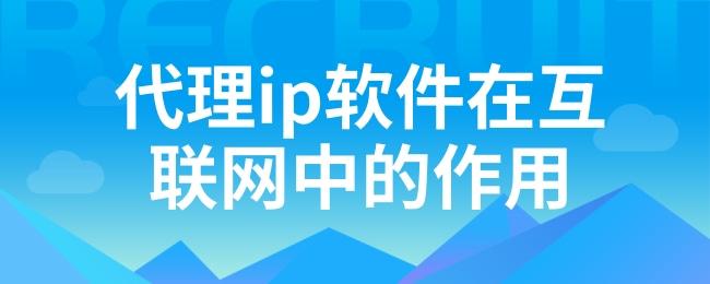 代理ip软件在互联网中的作用.jpg