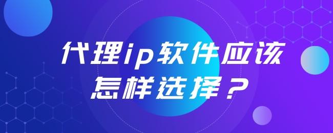 代理ip软件应该怎样选择?.jpg